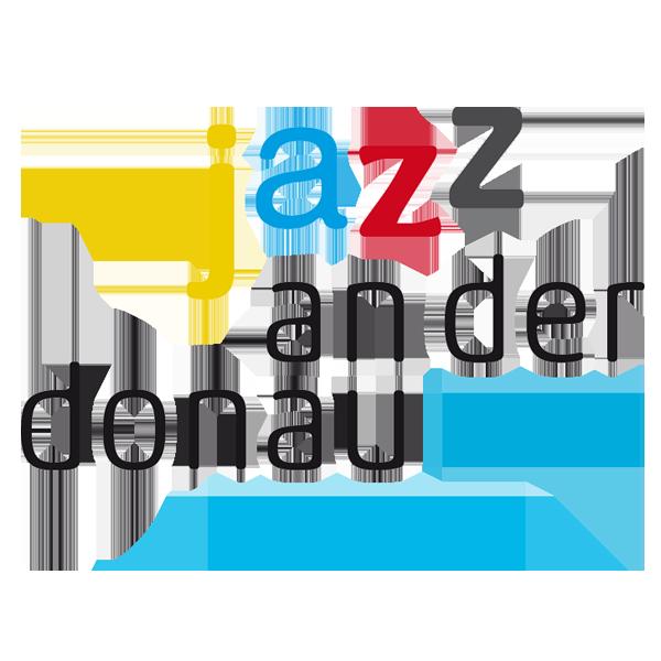 """Logo """"jazz-an-der-donau"""""""